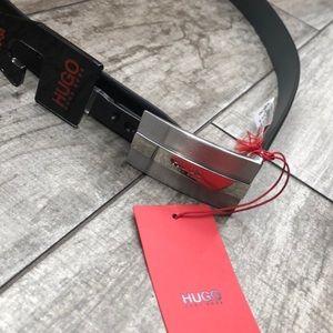 100% authentic brand new Hugo Boss belt leather